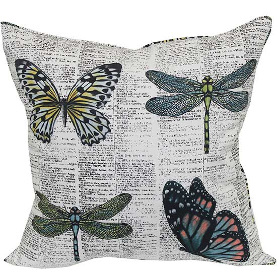 A Great Addition To Your Outdoor Furniture, Just Steps From Your Actual  Garden, Is The Garden Outdoor Toss Pillow. This One Has Soft Polyester Fill  On The ...