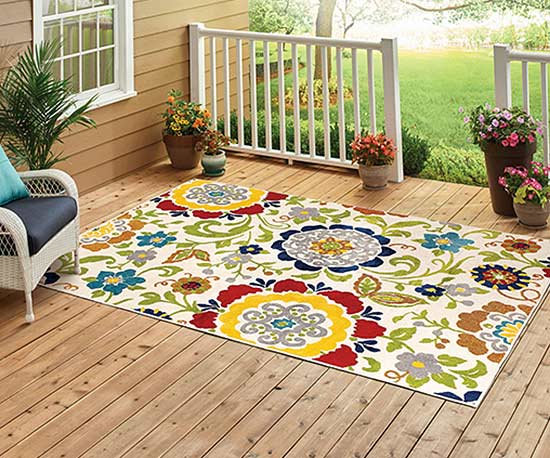 ... Outdoor Rugs We Love From Walmart · Orian Rugs Indoor ...