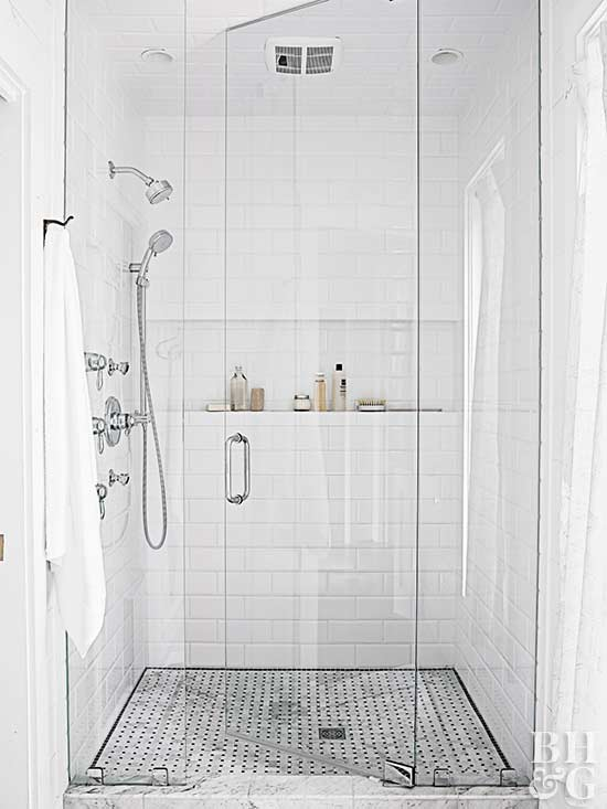 How To Tile A Shower Enclosure Or Tub Surround