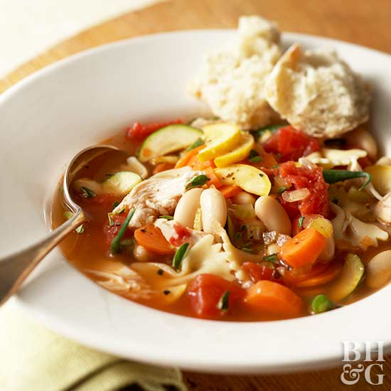 Better Homes And Gardens Minestrone Soup