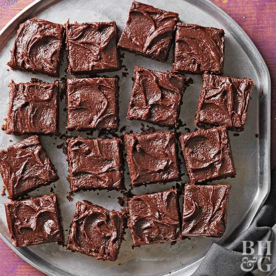 Brownies - Better homes and gardens brownie recipe