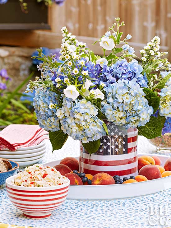 outdoor fourth of july party ideas