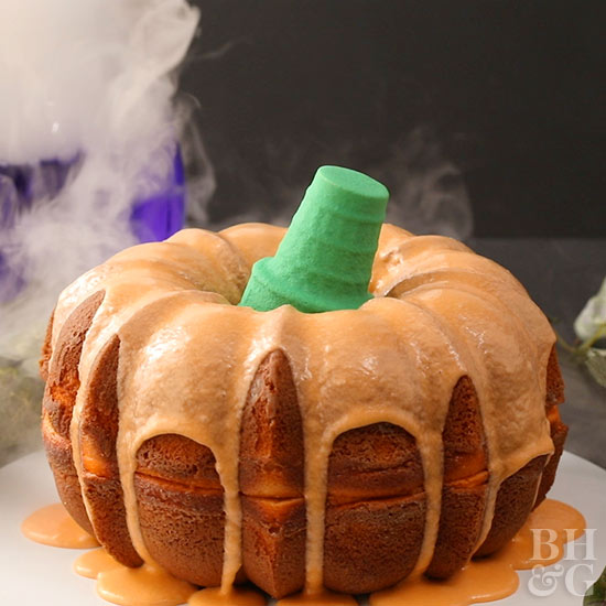 How To Make A Bundt Cake Pan