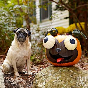 Image result for painted pumpkin