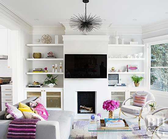 Genius Tips For Living Room Storage