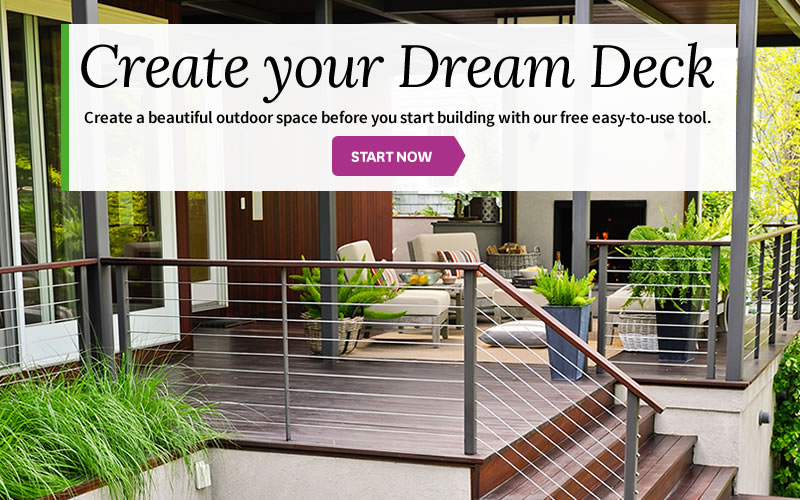 youll create a deck you love before you start shopping with hundreds of possible combinations design a deck is also the perfect tool to get deck ideas - Home Deck Design