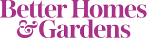 Better homes and gardens products Homes and gardens logo