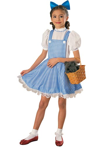 Dorothy from Wizard of Oz