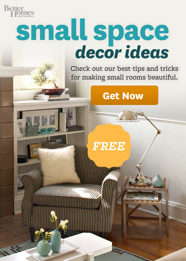 Small Space Decorating small space decorating ideas