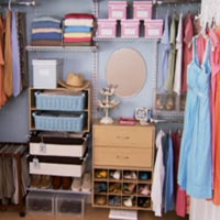 Closet for Two