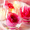 Rosebud Centerpieces