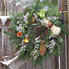 Garden-Inspired Wreath