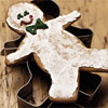 Gingerbread Man Cutout Tool