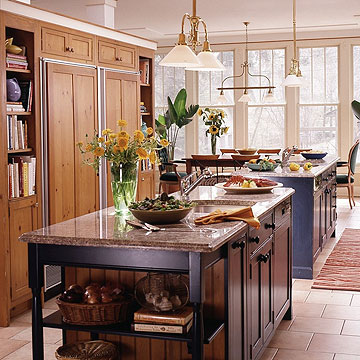 15 Style-Setting Kitchen Islands