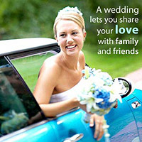 Send a Wedding E-Card