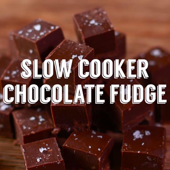 You'll Never Make Fudge The Same Way Again After Seeing This Hack