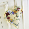 Romantic Heart Pincushion