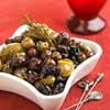 Herb-Baked Olives