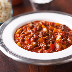 Fruit-and-Nut Chili