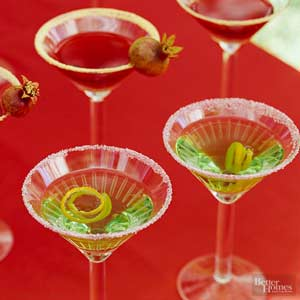 Apple Martinis
