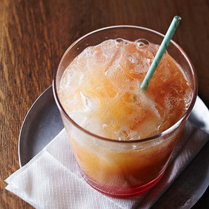 Prosecco-Peach Punch