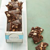 Dark Chocolate Candy Bark