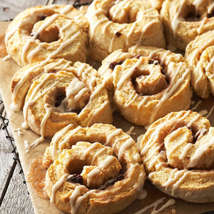 Maple-Swirl Biscuits