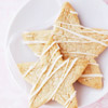 Pumpkin-Spiced Star Cookies