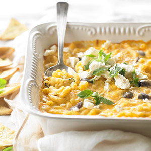 Greek-Style Mac 'n' Cheese