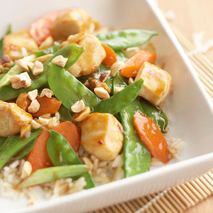 Thai Chicken Stir-Fry