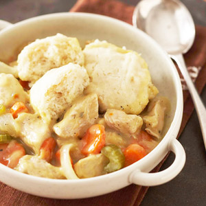 Turkey and Dumplings