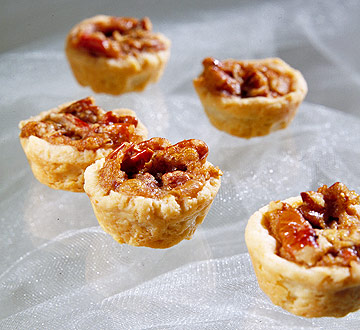 Pumpkin Nut Cups