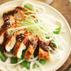 Sesame-Ginger Barbecued Chicken