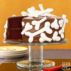 Halloween Cake Decorating Ideas from Better Homes and Gardens