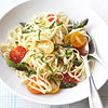 Linguine with Fresh Veggies