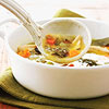 Slow Cooker Wild Rice Soup