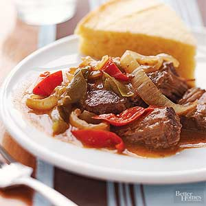 Salsa Swiss Steak