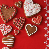 Valentine's Day Desserts with Red Hots