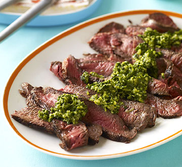 Video: Make Steak with Chimichurri Sauce