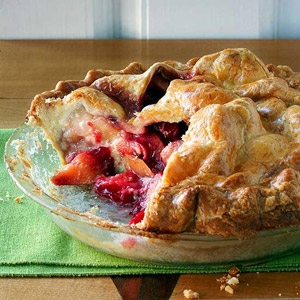 Pear-Plum Pie