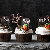 Haunted Graveyard Cupcakes