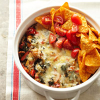 Cheesy Taco Chicken Casserole