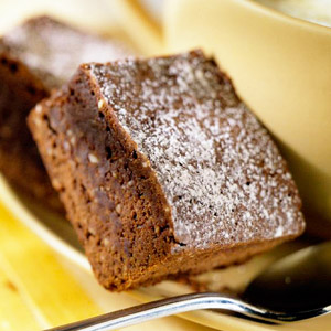 Ultimate Fudgy Brownies