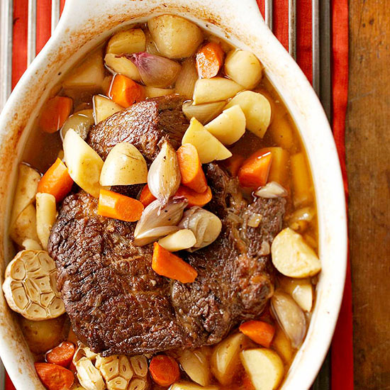Pot Roast Recipes: Juicy, Tender, and Oh, So Delicious