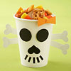 Skull-and-Crossbones Treat Cup