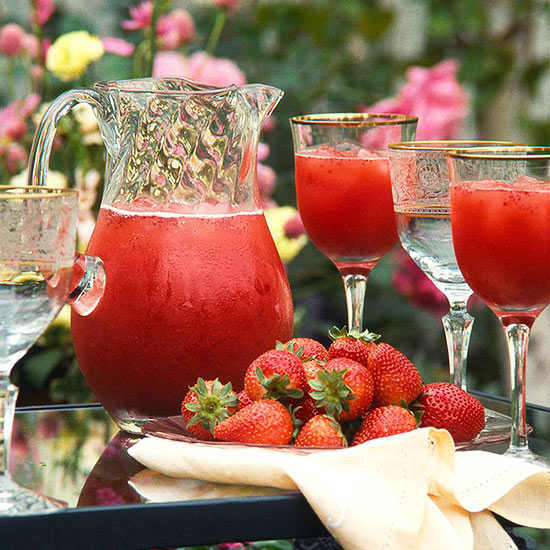 Alcoholic Punch Beverages