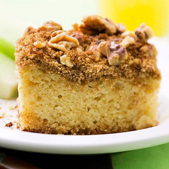 Better Homes And Gardens Streusel Coffee Cake Recipe