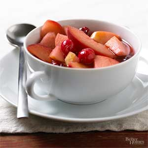 Fall Fruit Soup