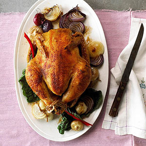 Roast Chicken = Your New Favorite Dinner