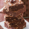 Malted Fudge Brownies